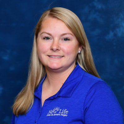 Karen Hinkle, RN, BSN   New Life Center for Bariatric Surgery in Knoxville, Tennessee