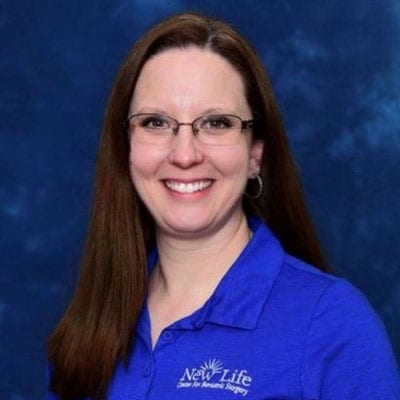 Krystal Cameron, RD | New Life Center for Bariatric Surgery in Knoxville, Tennessee